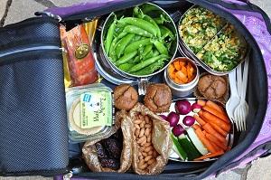 храна за пътуване