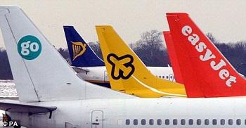 самолетни билети от нискотарифни авиокомпании